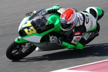 Österreicher Maximilian Kofler vor Moto3-Saison: WM-Punkte als Ziel