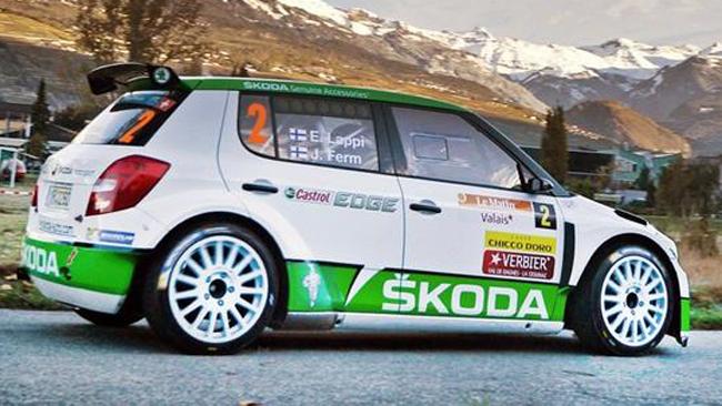 Valais, PS3: Gioie Škoda, dolori Peugeot