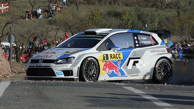 Spagna, PS13: Ogier amministra a fine tappa