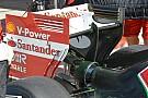 Ferrari: anche l'ala posteriore è tutta nuova!