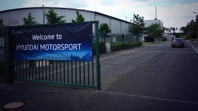 La Hyundai Motorsport pensa ad una nuova R5