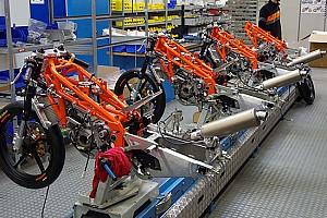 La MotoGp della KTM sarà anche per i gentlemen rider