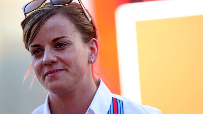 Susie Wolff proverà la FW37 nei test di Barcellona