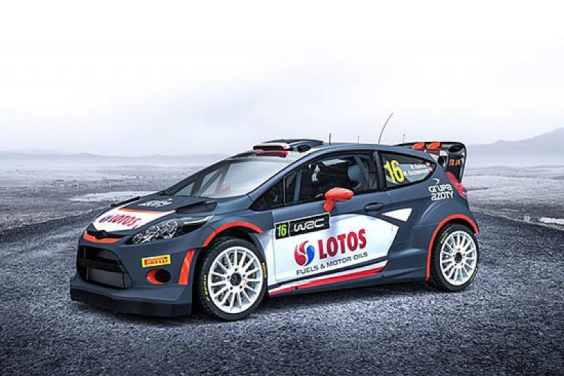 Ecco la livrea ufficiale 2015 della Fiesta di Kubica