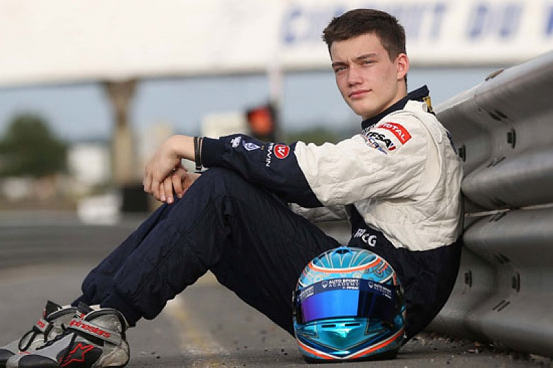 Denis Bulatov con la GSK, ma con i colori SMP Racing