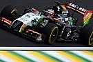 La Force India VJM08 si vedrà ai test di Barcellona
