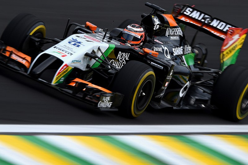 La Force India VJM08 si vedrà ai test di Barcellona