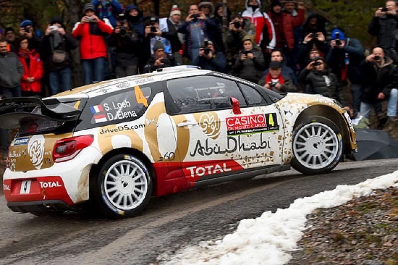 Montecarlo: Loeb brilla nello shakedown!