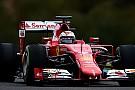 Jerez, Day 3, Ore 12: Raikkonen in vetta con le medie