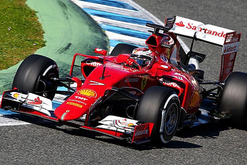 Jerez, Day 4: Raikkonen batte Vettel, ma con le soft