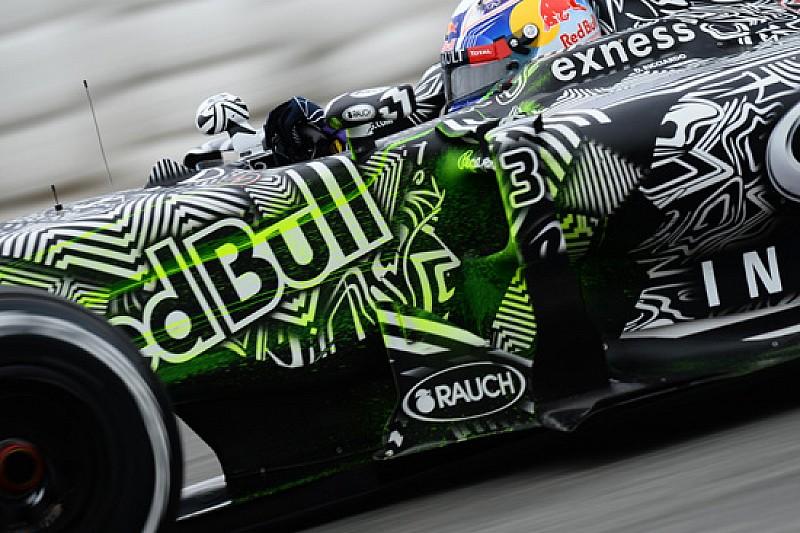 Red Bull: la magia dei flussi d'aria che si sintonizzano