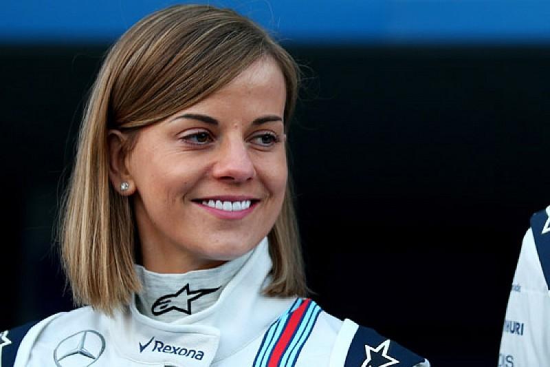 La Williams comincia con Susie Wolff a Barcellona