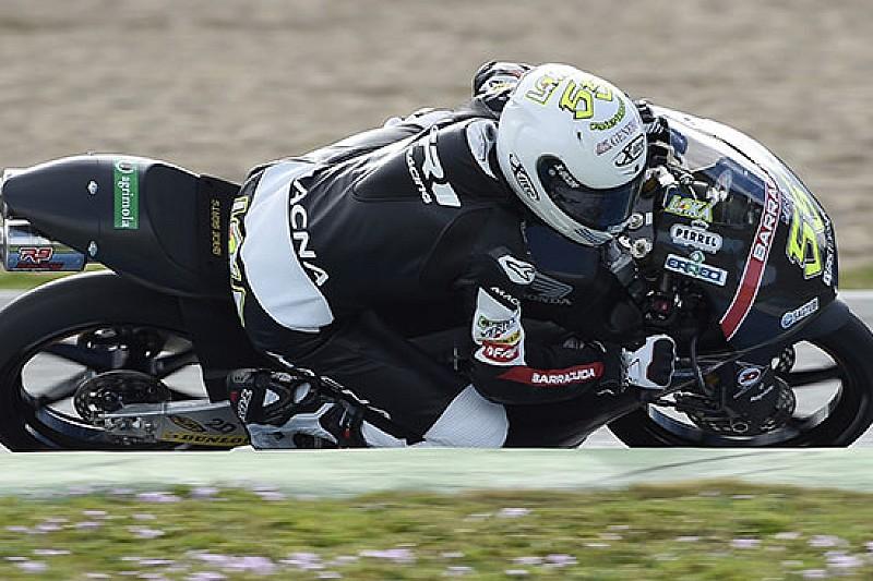 Bastianini e Locatelli fanno progressi con la Honda