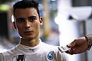 Primi giri con la Mercedes per Pascal Wehrlein