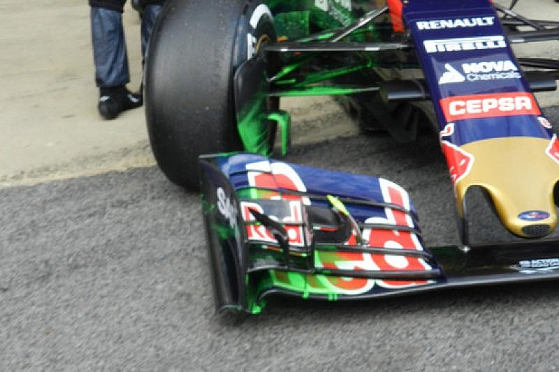 Toro Rosso: conferme dalle prove di aerodinamica