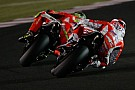 Losail, Day 1, Ore 21: le Ducati migliorano ancora