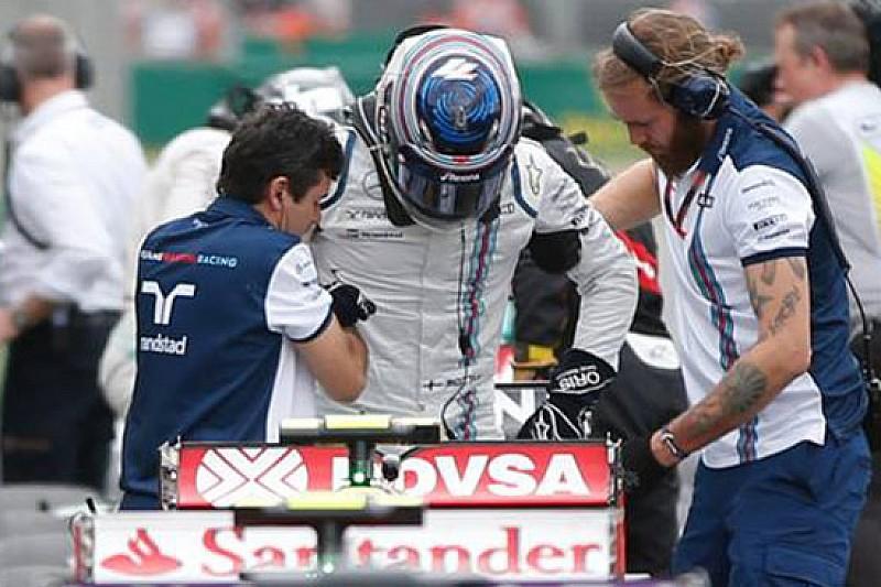 Bottas non sarà al via del GP d'Australia