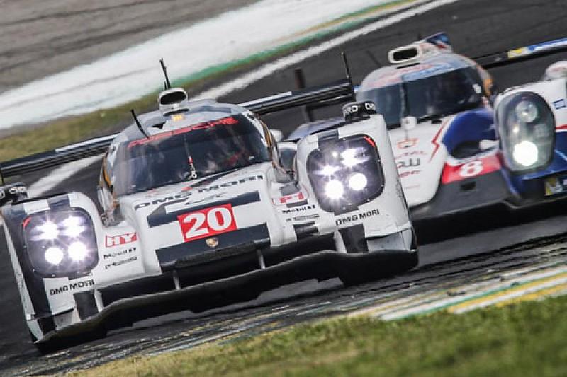 5 motori per la tutta stagione in LMP1, 7 alla Nissan