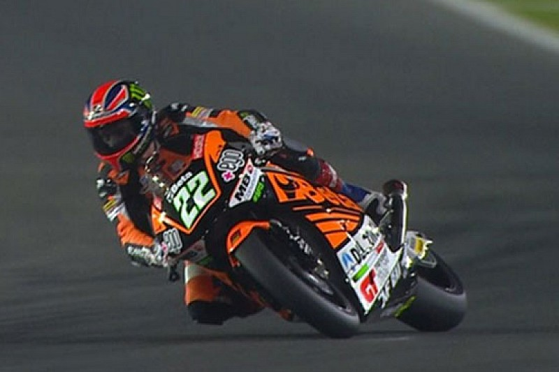 Losail, Libere 1: volano Sam Lowes e la Speed Up