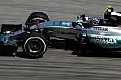 Sepang, Libere 3: Rosberg all'attacco su Hamilton