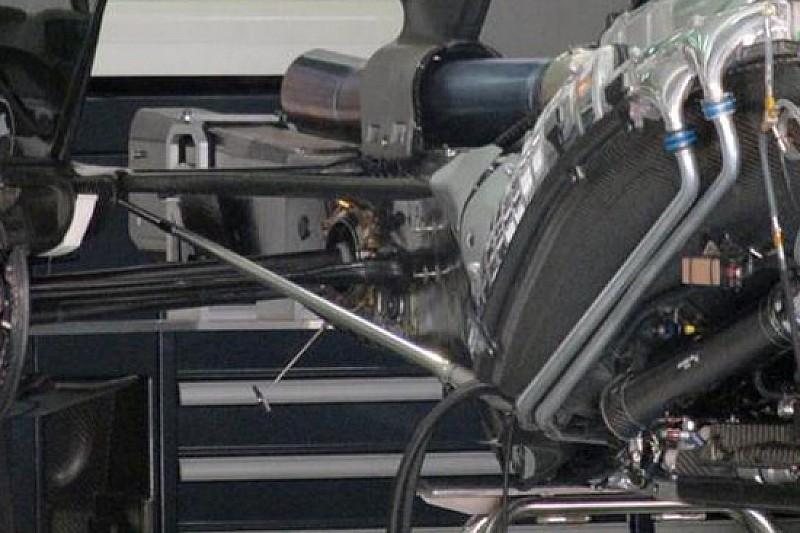 McLaren: il cambio rialzato a favore dell'aerodinamica