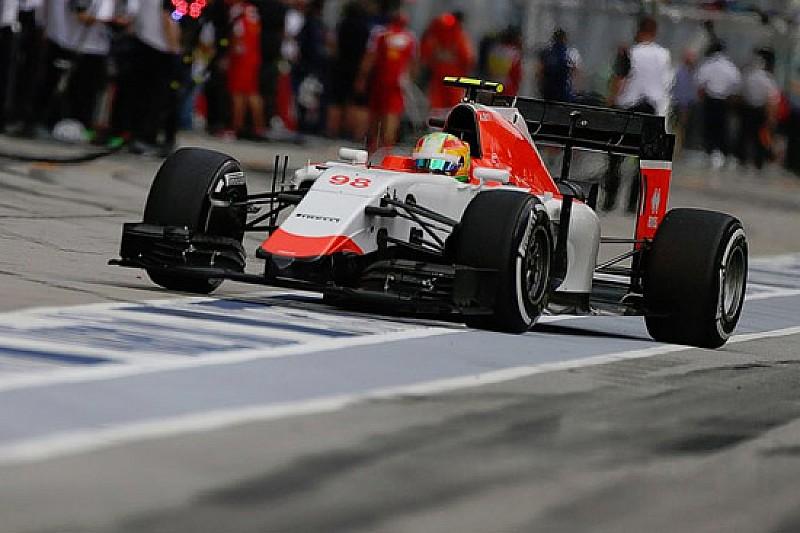 La Manor porta Roberto Merhi anche a Shanghai