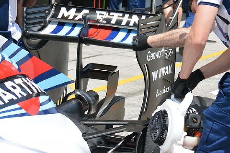 Williams: per trovare carico spunta il Monkey seat