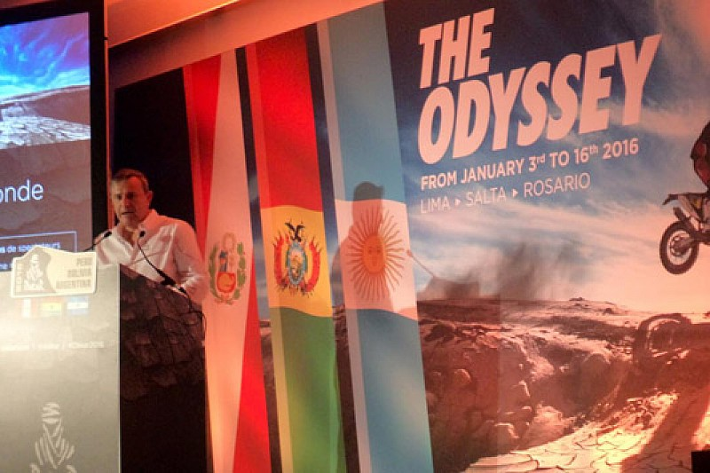 Nel 2016 la Dakar torna in Perù