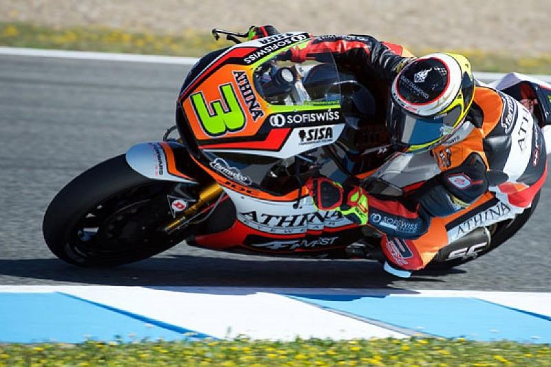 Punti sia per Corsi che per Baldassarri a Jerez