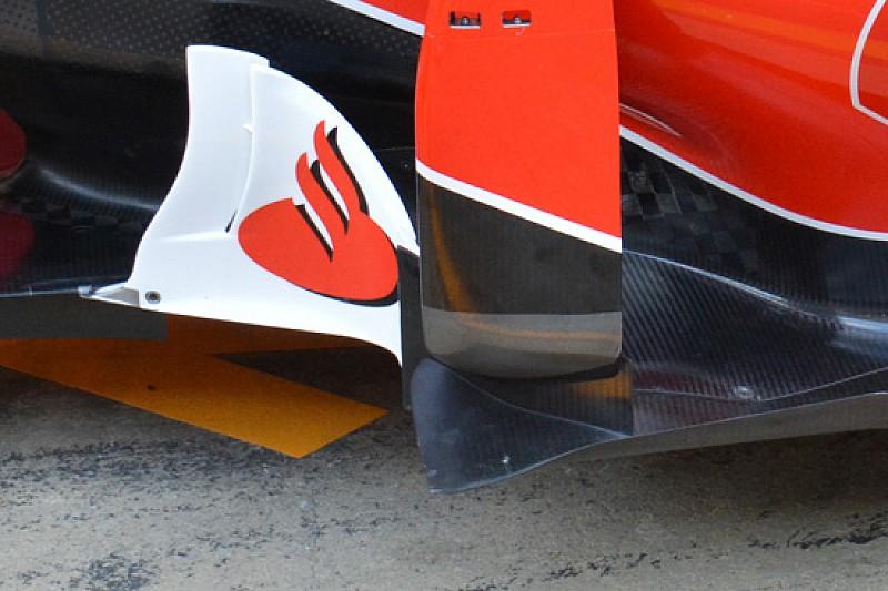 Ferrari: c'è un soffiaggio nel deviatore di flusso