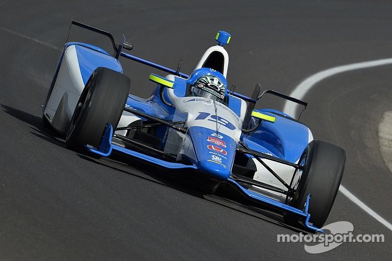 Vautier to qualify Dale Coyne Honda for absent Davison