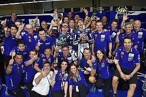 MotoGP Interview Trois victoires sur quatre? Yamaha n'osait pas en rêver!