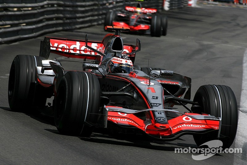 Photos - Les images du Grand Prix de Monaco 2007