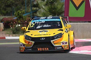 WTCC Qualifying report Debut for Lada Sport Rosneft at the iconic Nordschleife in  Race of Germany