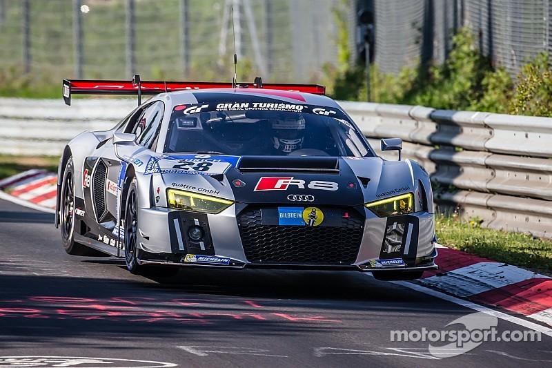 audi r8 lms wins nürburgring 24 hours
