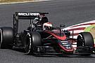 Jenson Button admet avoir exagéré sous le coup de l'émotion à Barcelone