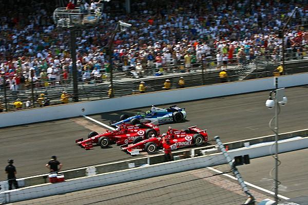 Rétro Indy 500 - 2012, Franchitti pour l'Histoire, Sato passe près