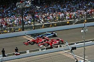 IndyCar Contenu spécial Rétro Indy 500 - 2012, Franchitti pour l'Histoire, Sato passe près