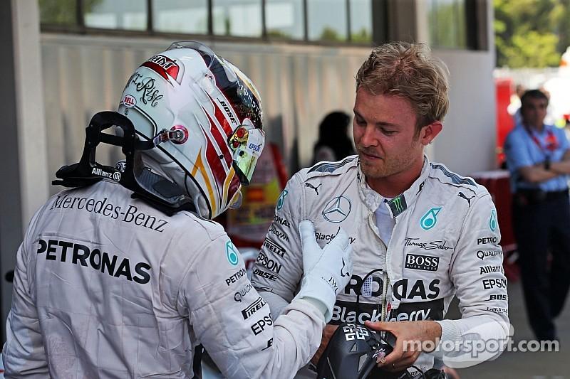 Rosberg - Ma rivalité avec Hamilton sera toujours complexe
