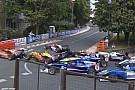 Che tamponamento in F3: Gara 2 interrotta!