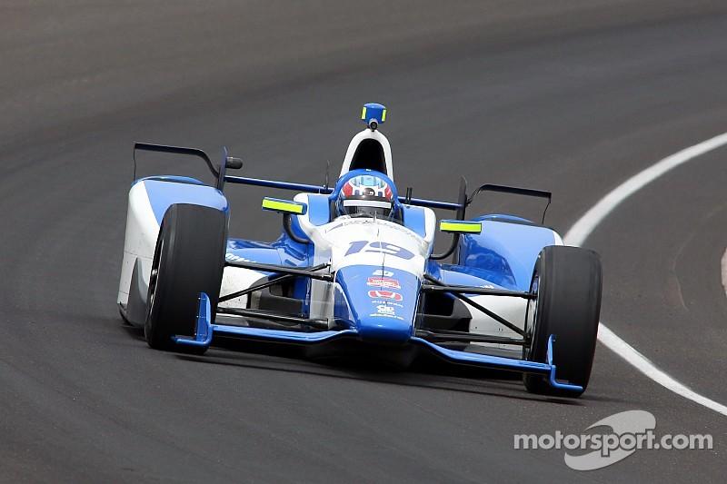 Dernière minute : Vautier remplace Huertas pour l'Indy 500 !