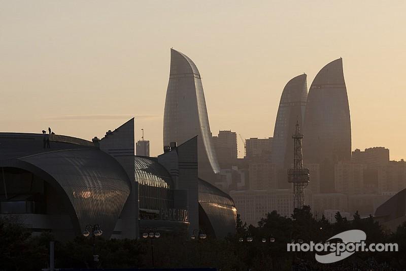 В Баку готовят финальный вариант трассы