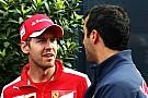 Ricciardo prend rendez-vous avec Vettel pour la troisième marche du podium