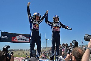 WRC Leg report Latvala secures first win of season in Portugal