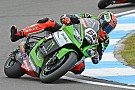 Course 1 - Tom Sykes impose sa loi