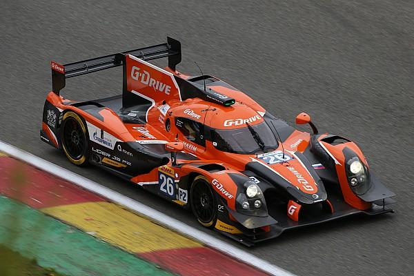 Onroak Automotive at the 2015 Le Mans 24 Hours