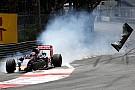 Protagonizando acidente que mudou a prova, Verstappen culpa Grosjean