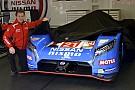 Nissan présente une livrée rétro pour Le Mans