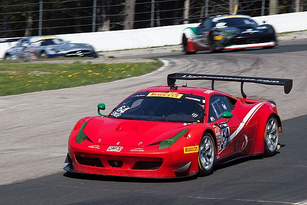 PWC Scuderia Corsa looking for repeat victory in Detroit