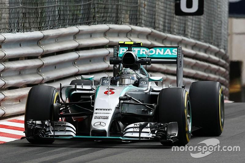 Évolution du moteur Mercedes pour Montréal
